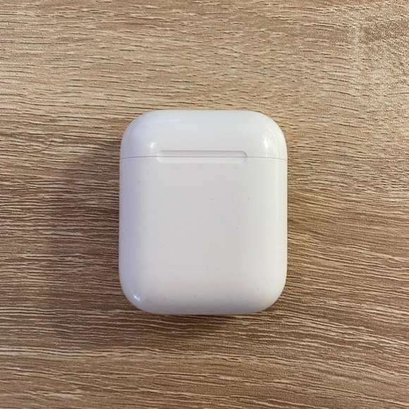 AirPods Case, No AirPods!
